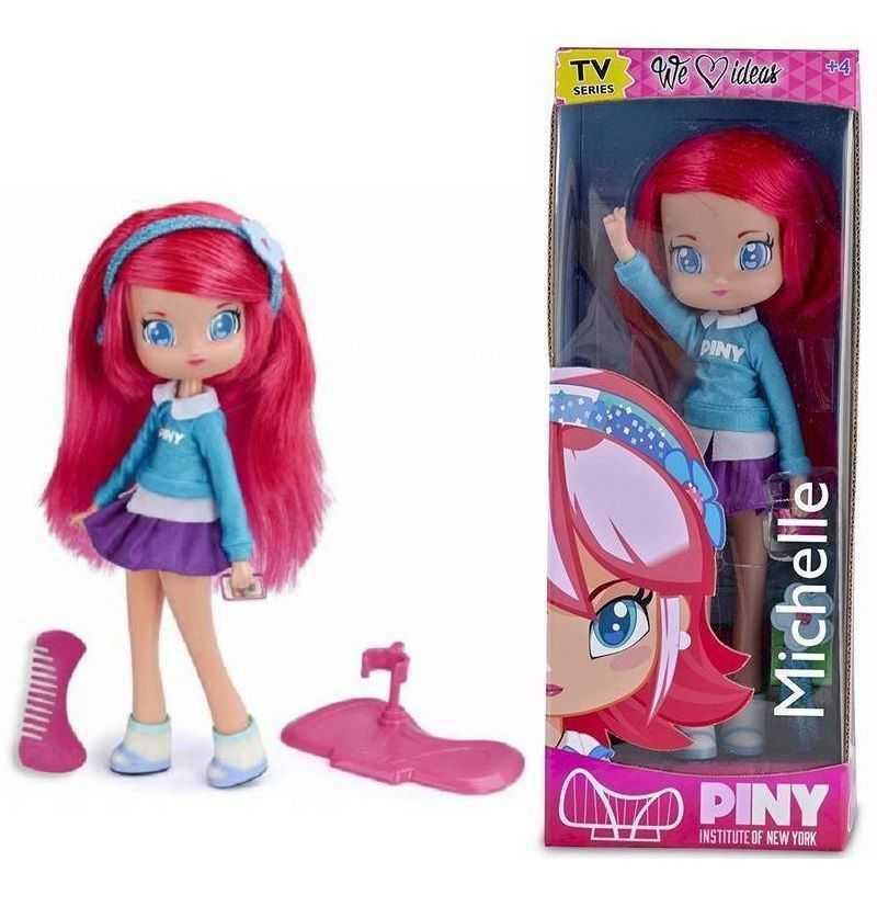 Comprar Muñeca Piny Personajes Michelle