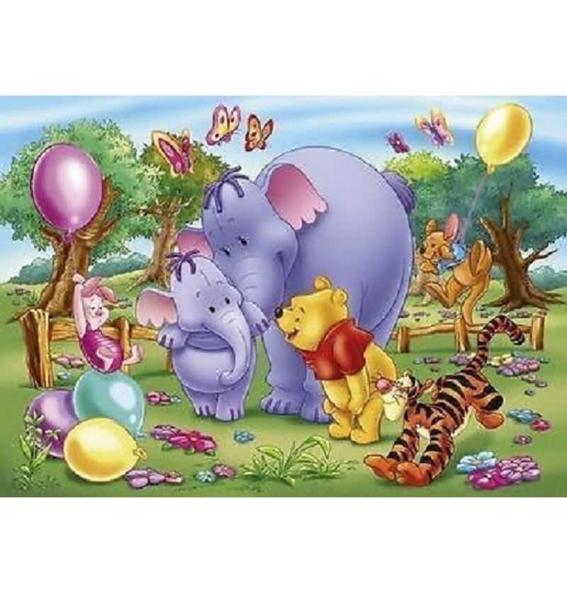 Comprar Puzzle 60 piezas Winnie Pooh