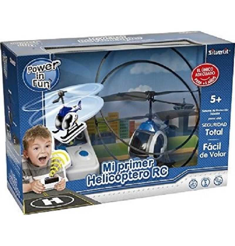 Comprar Helicoptero Infantil My First Heli Station