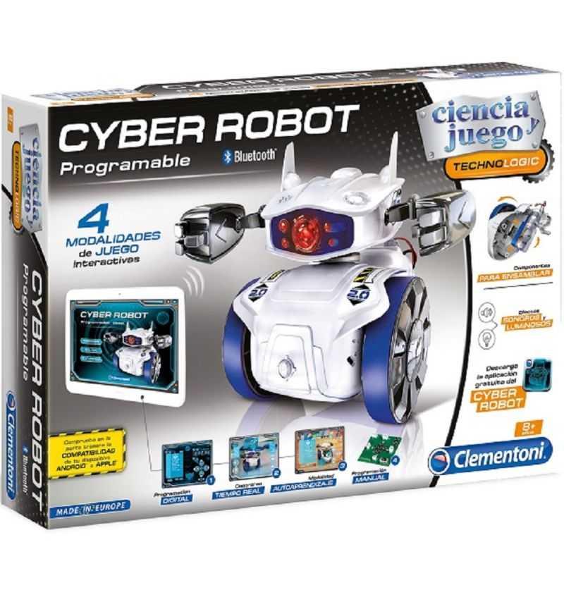 Comprar juego de construcción de Cyber Robot