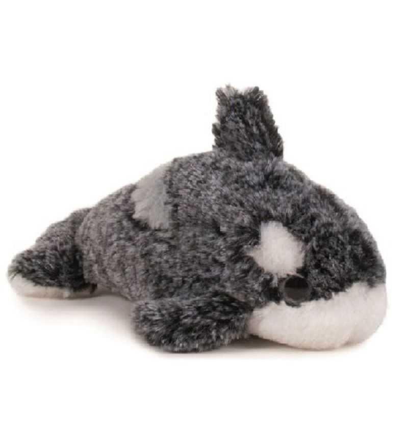Comprar Peluches Ballenas Orca Gris