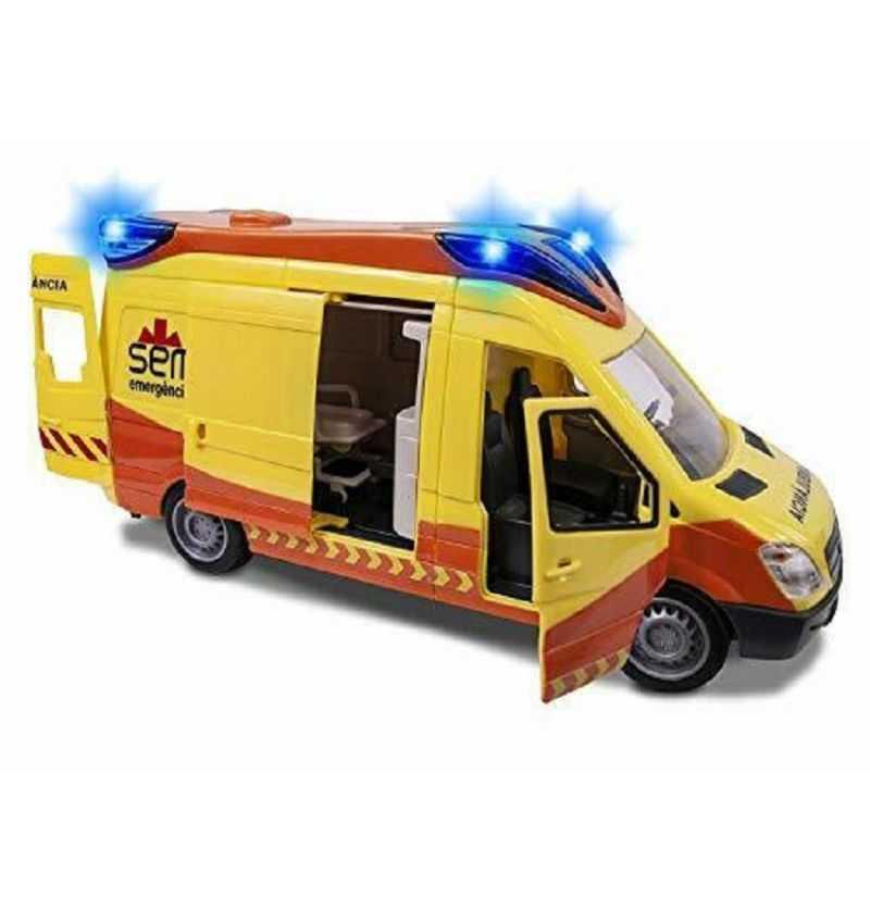 Comprar Ambulancia de Emergencias Infantil
