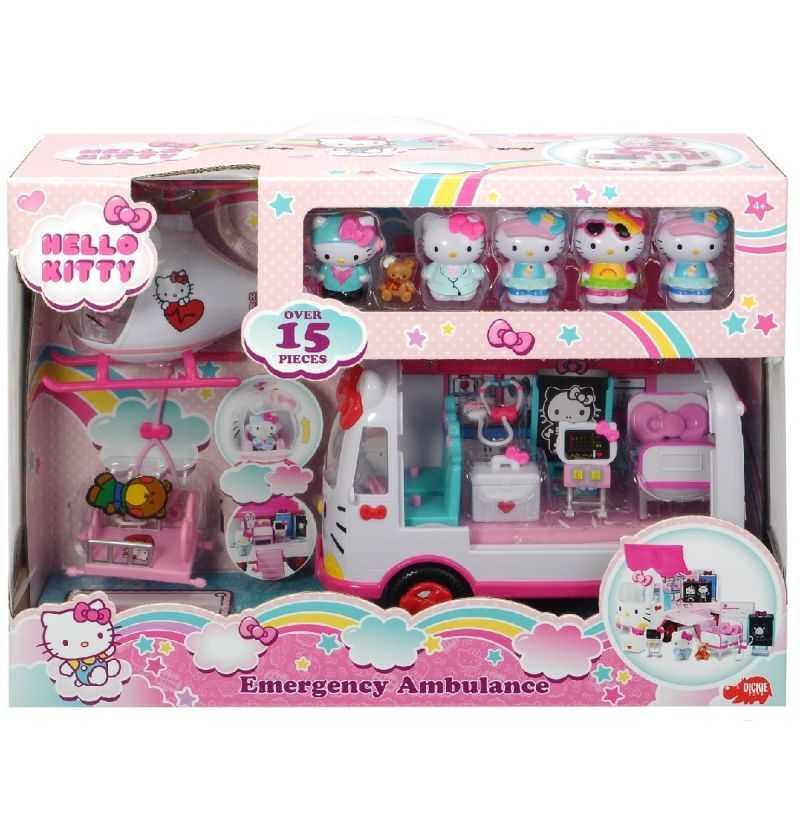 Comprar Ambulancia Hello Kitty