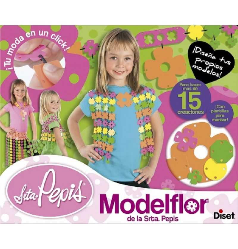 Comprar ModelFlor Neon de la Señorita Pepis