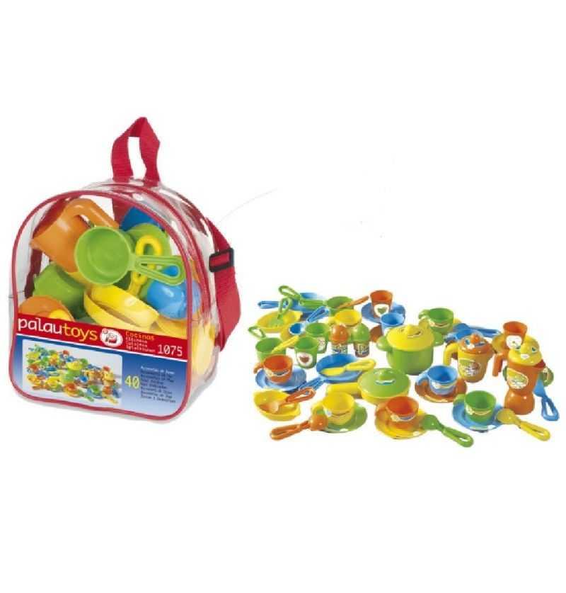 Comprar Menaje Infantil Plastico