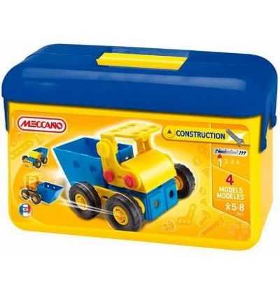 Comprar Juego construcción Meccano Junior Box
