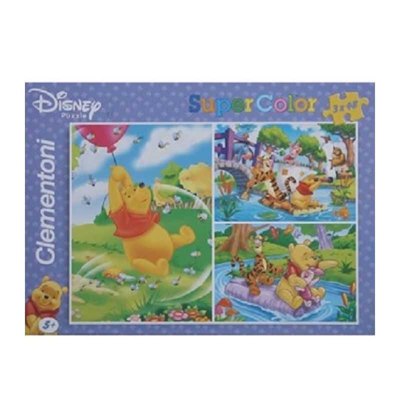 Comprar Puzzle 48 piezas Winnie Pooh y Tiger disney