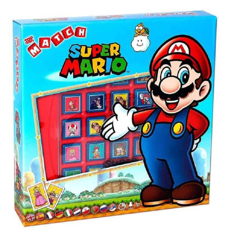 Comprar Juego Top Trumps Match Super Mario Bros