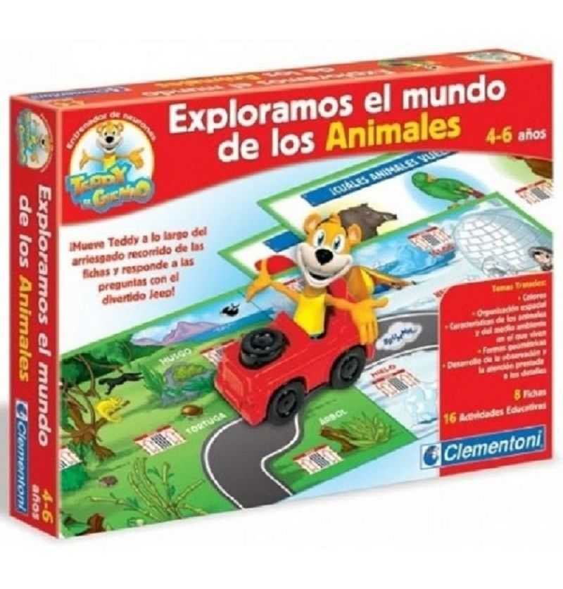 Comprar Juego educativo Teddy Interactivo Explorador Animales