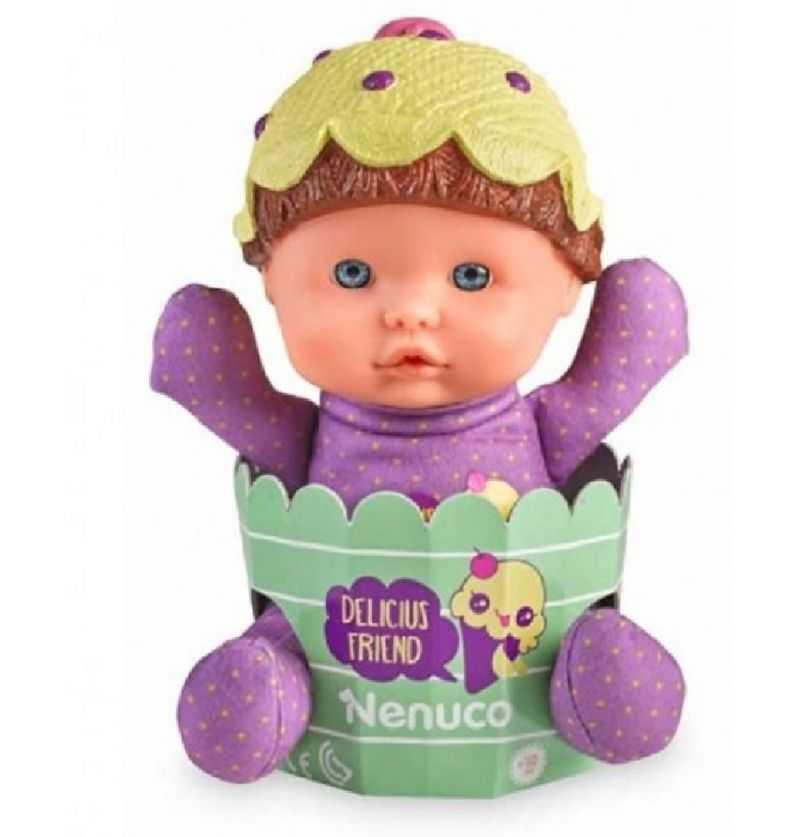 Comprar muñeco Nenuco Sweet Amigo Delicioso