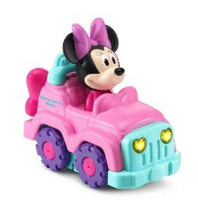 Comprar Todoterreno Rosa de Minnie Disney Tut Tut Bolidos