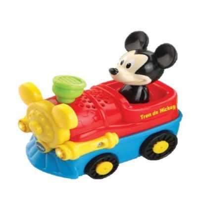 Comprar Tren Rojo de Mickey Disney Tut Tut Bolidos