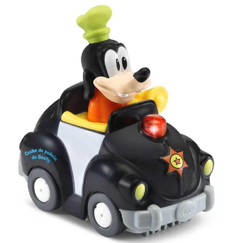 Comprar Coche Policía de Goofy Disney Tut Tut Bolidos