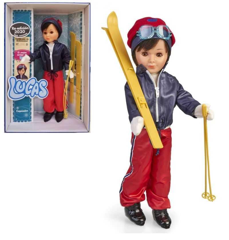 Comprar Muñeco Lucas Reedición Esquiador Nancy colección