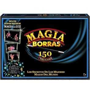 Comprar Juego de Magia Borras con Luz 150 trucos