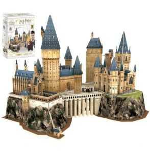 Comprar Puzzle 3D Castillo de Hogwarts Harry Potter ravensbuger