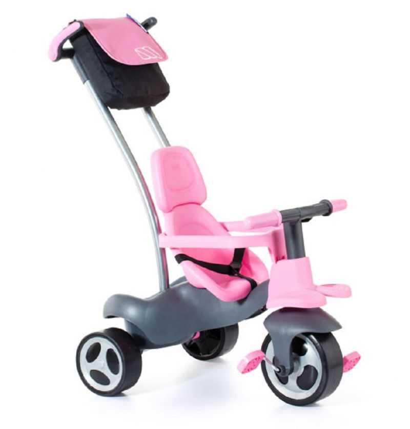 Comprar Triciclo Urban Trike Rosa Soft Control Molto evolutivo