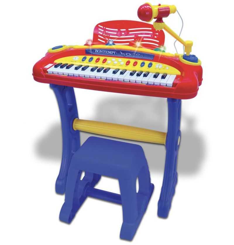 Comprar Teclado Electrónico Infantil Taburete Star