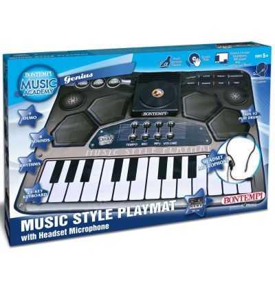 Comprar oferta Tapete Musical Infantil con Micro y efectos mezcladora