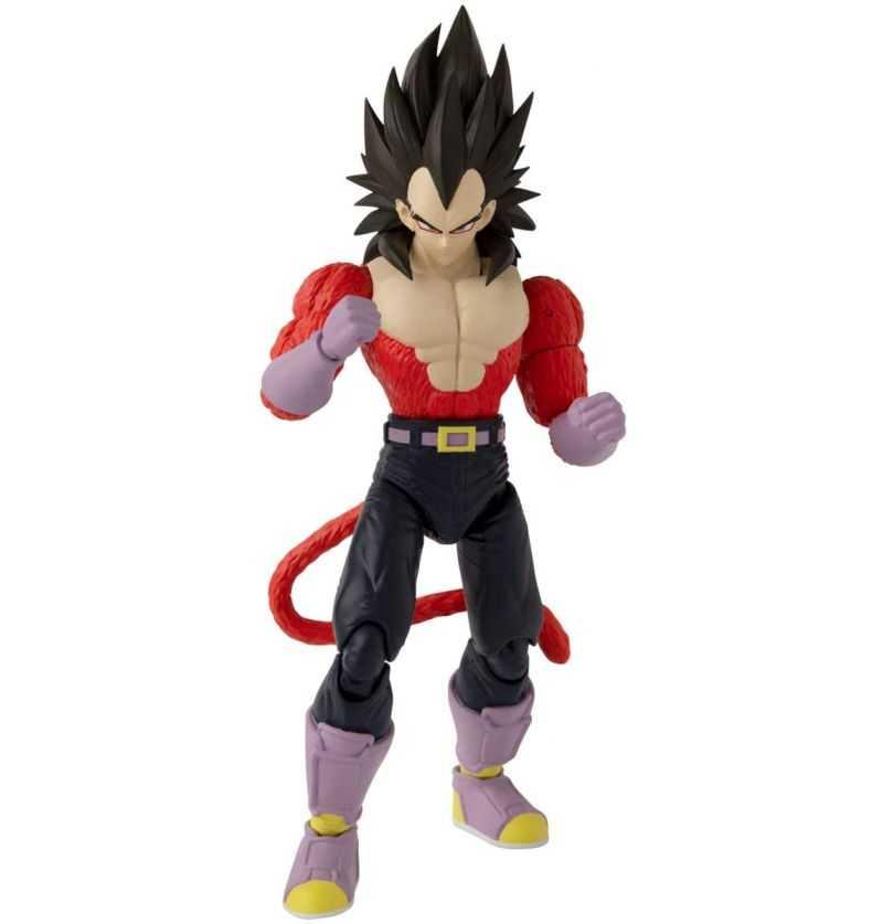 Comprar Figura Super Saiyan 4 Vegeta Dragon Ball Stars