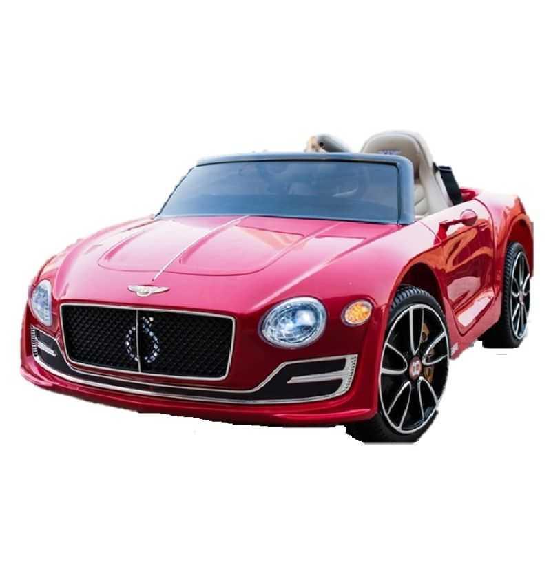 Comprar Coche Eléctrico Infantil Bentley Exp 12v 2.4g Rojo
