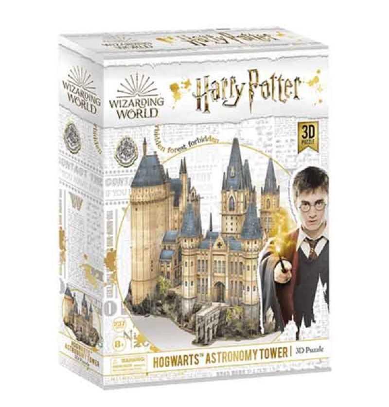 Comprar Torre de Astronomía de Hogwarts Harry Potter Puzzle 3D