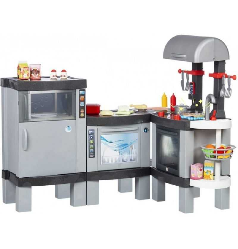 Comprar Cocina Infantil Real Cooking XL con luces led y sonidos