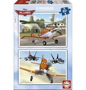 Comprar Puzzle 20 piezas Pelicula Aviones Disney
