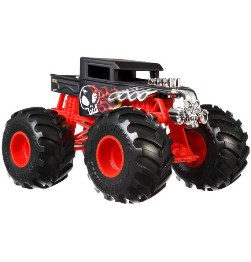 Comprar Vehículo Hot Wheels Monster Trucks Bone Shaker
