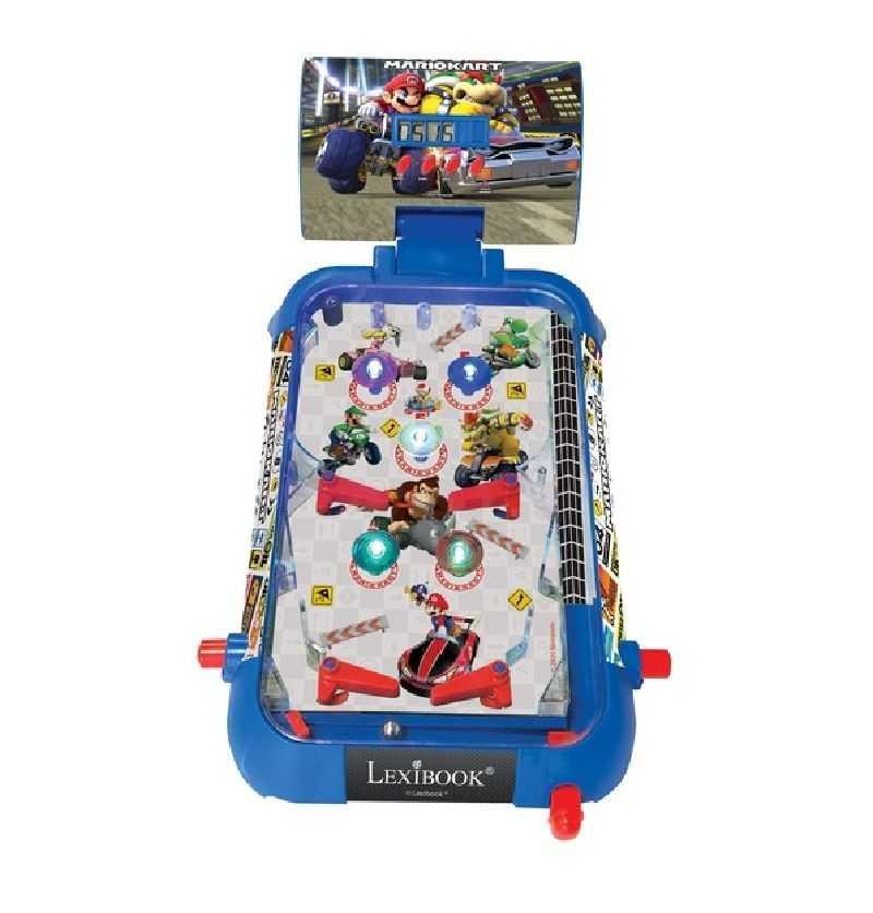 Comprar Pinball Electrónico Mario Kart