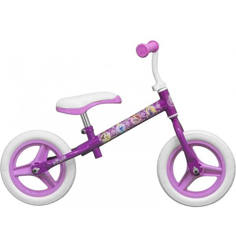 Comprar Bicicleta Princesas Disney sin pedales 10 pulgadas Morada