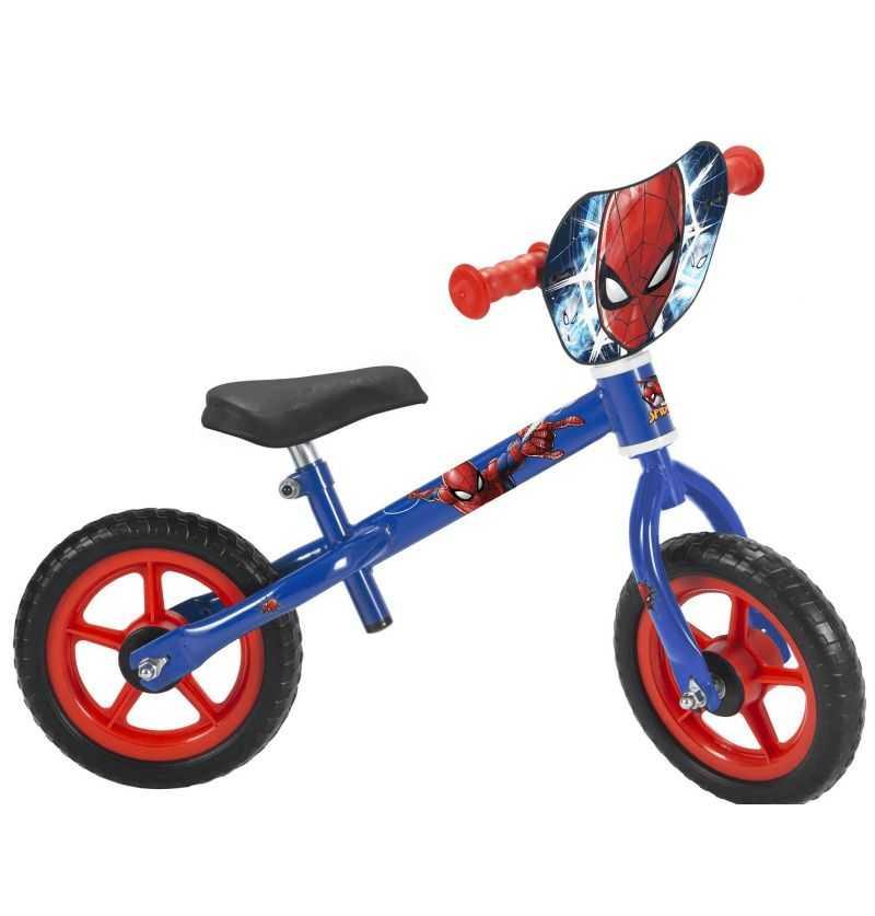 Comprar Bicicleta sin pedales 10 Pulgadas Spiderman