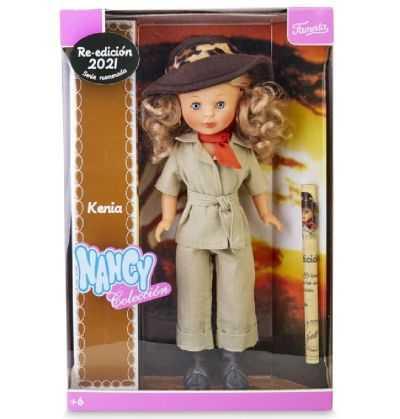 Comprar Muneca Nancy Colección Kenia Reedicion