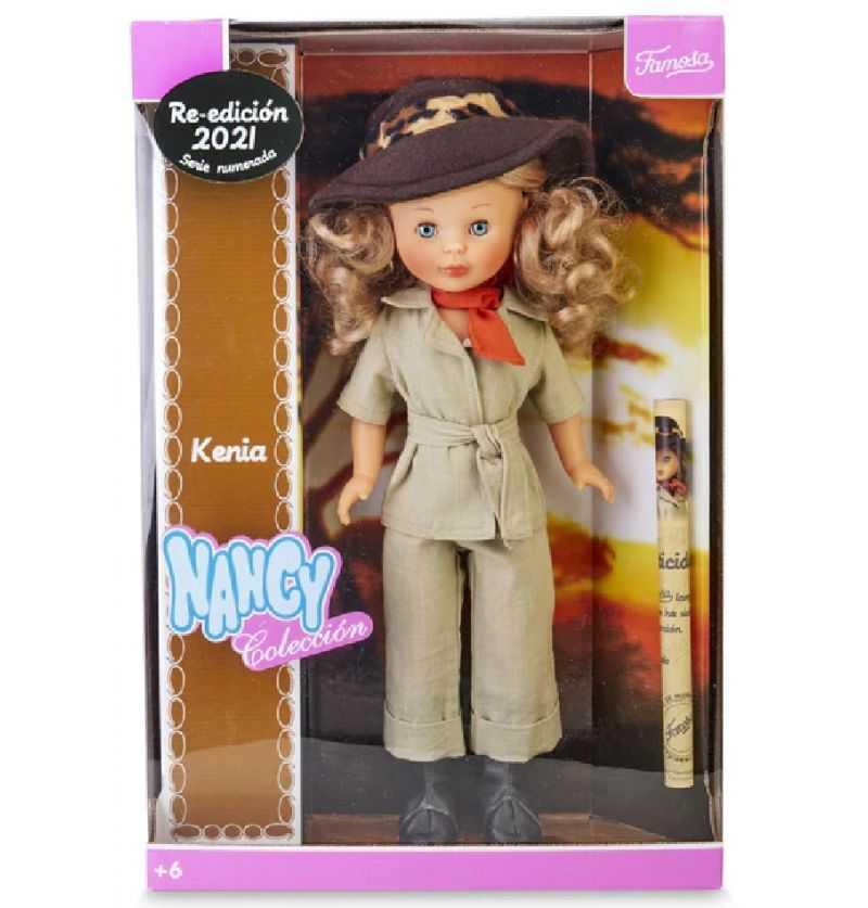 Comprar Muñeca Nancy Colección Kenia Reedición