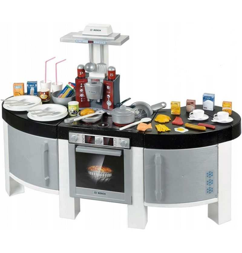 Comprar Cocina Electrónica Bosch Visión Infantil XL