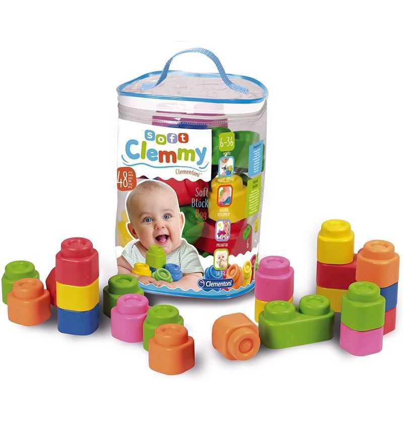 Comprar Bolsa Clemmy Baby Piezas Construcción