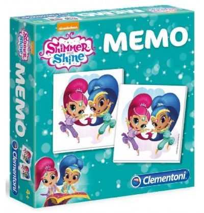 Comprar Juego Educativo Memo Shimmer Shine Memori