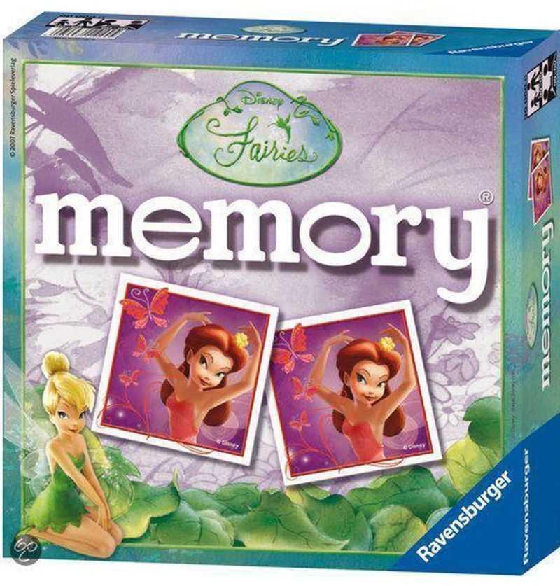 Comprar Juego educativo Memory Fairies Disney