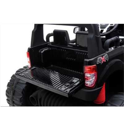Comprar Coche Eléctrico Infantil Ford Monster Truck negro
