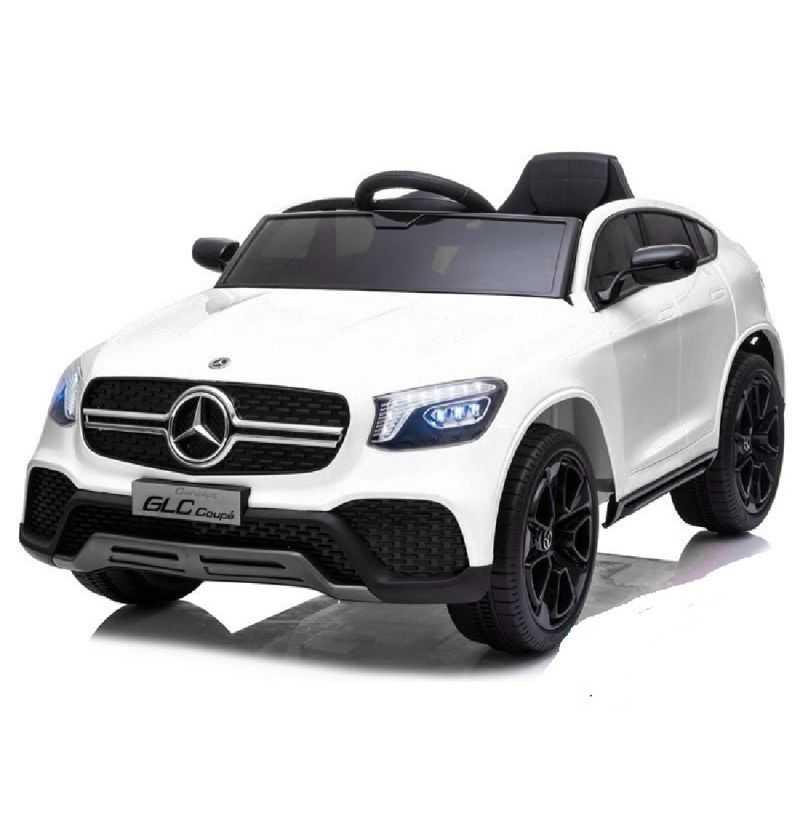 Comprar Coche Eléctrico Infantil Mercedes Glc coupe mp4 12v 2.4g blanco