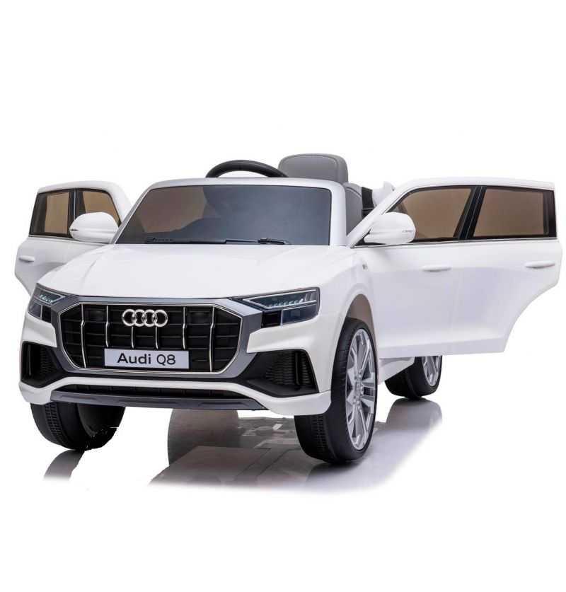 Comprar Coche Eléctrico Infantil Audi Q8 12v blanco