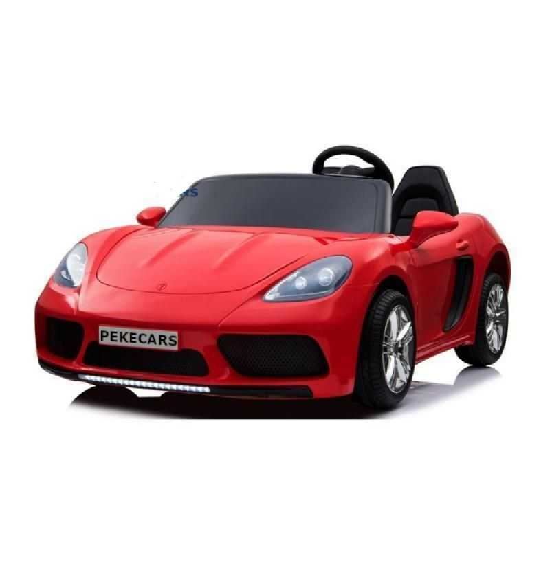 Comprar Coche Eléctrico Infantil deportivo Pekecars xl 24v rojo