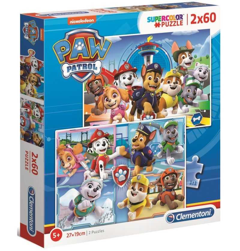 Comprar Puzzles 60 piezas Patrulla Canina