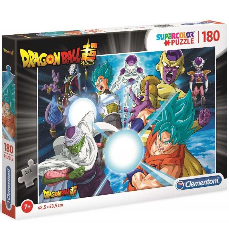 Comprar Puzzle 180 piezas Super Dragon Ball