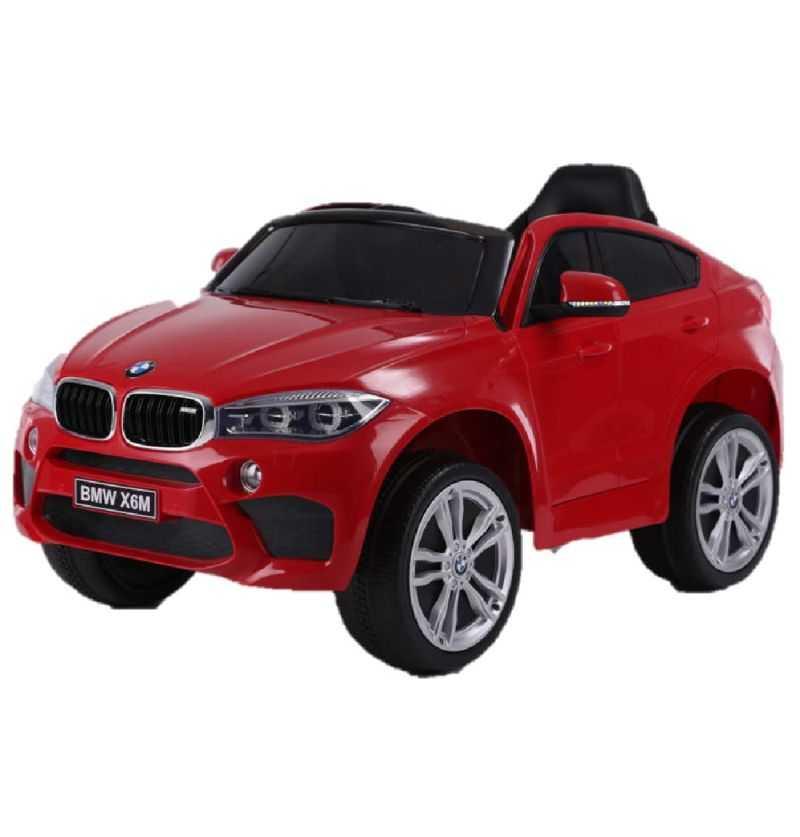 Comprar Coche Eléctrico Infantil BMW X6m 12v 2.4g Rojo