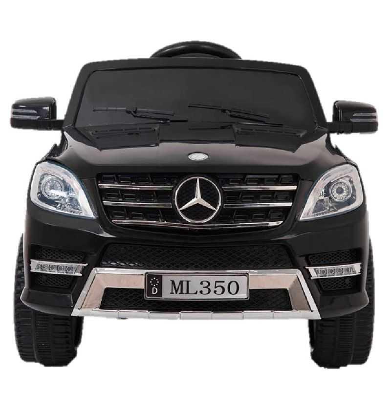 Comprar Coche Eléctrico Infantil Mercedes ML-350 12v negro