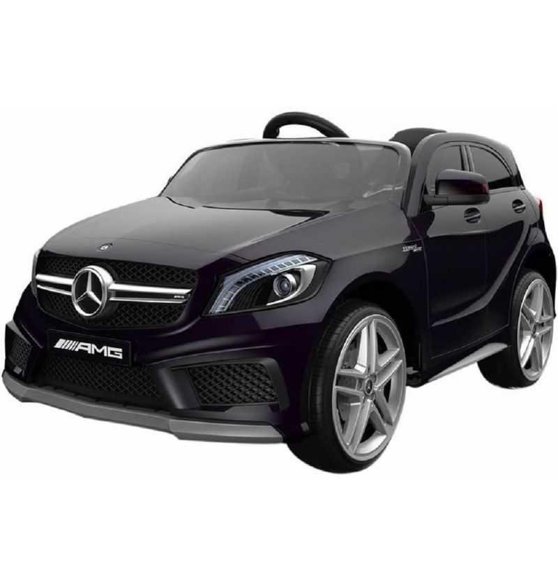 Comprar Coche eléctrico Infantil Mercedes a45 12v 2.4g negro