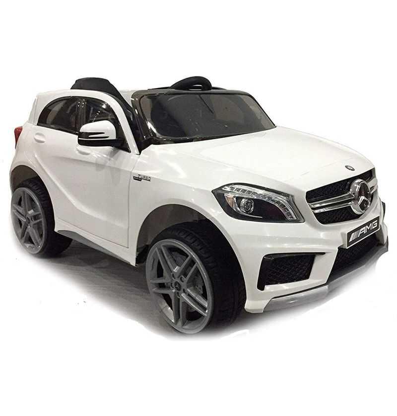 Comprar Coche eléctrico Infantil Mercedes A45 12v 2.4g Blanco