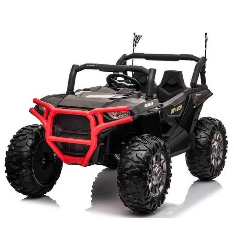 Comprar Coche Eléctrico Infantil Buggy Dakar 24v mp4 negro