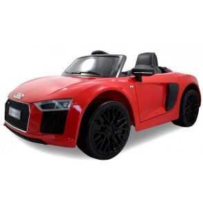 Comprar Coche Eléctrico Infantil Audi Little R8 Spyder 12v 2.4g rojo